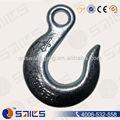 h324 de aleación de zinc gancho hecho en china