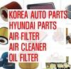 Rusya hyundai için yağ filtresi kroea hyundai mobis parçaları Kore yedek parça 33d4