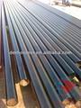 Aleación de tubería de acero sin costura ASTM A335 P5 material de