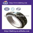 Supply flange rubber expansion joints concrete