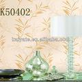 bambu design pvc papel de parede papel de parede impermeável made in china