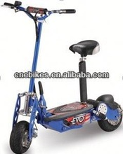 electric scooter with pedals 36v 1000w high performance motor e-scoote