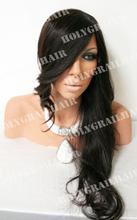 Mongolian Virgin Full Lace Wig