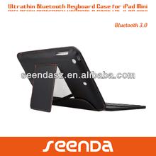 Ultra Thin bluetooth keyboard case for ipad mini 7.9 inch