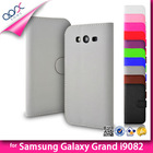 OEM Wallet Hard Back Cover Case For Samsung Galaxy Grand Duos