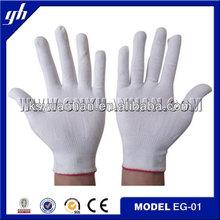 Class work point plastic anti-static gloves slide protective antiskid anti-static gloves labor insurance gloves