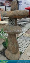 craft stone garden ancient outdoor chinese lantern