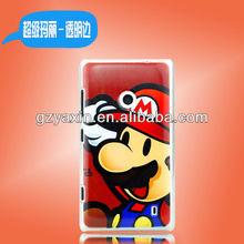 for nokia lumia 520 ballistic phone case,hot mobile phone case for Nokia 520 cell phone accessory