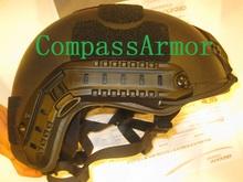 PE / kevlar 1.35kg FAST bulletproof Helmet Kevlar IIIA ballistic Helmet