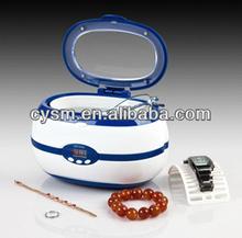 Portable Stainless Steel Ultrasonic Denture Cleaner