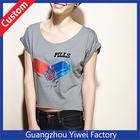 Short Sexy Slim Version Custom T-shirt Printing,Women Clothing,Appreal