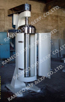 Tube fish oil extraction separator