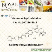 Irinotecan HCl API 100286-90-6 professional supplier