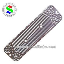 oem plate heat exchanger plate refrigeration compressor parts