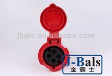 CA6241 industrial plug 440v 3p n e