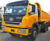 China Favorite Brand 30 tons FAW dump truck for sale