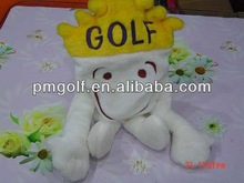 personalized animal golf headcover golf club