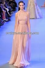 2014 latest designer elegant hong kong evening dresses online XT-985
