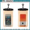 hot sale customize promotional waterproof eva earphone bag
