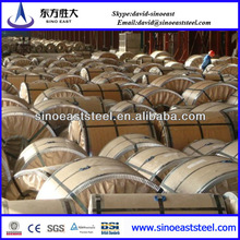 hot sale!! hot dipped galvanized cold rolled steel coil/dx51d z200 galvanized steel coil made in Tianjin factory of China