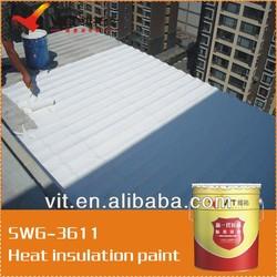 VIT concrete wall heatproof paint,excellent heat proof coating