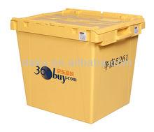 Plastic Storage Bulk Container with Lids