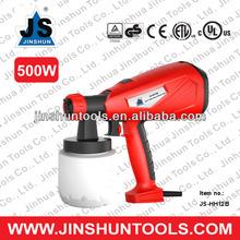 JS HVLP low pressure spray paint 500W JS-HH12B