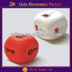 pu stress toy,diy square stress ball