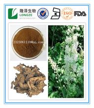 2.5-8% Triterpene Saponins Black Cohosh Extract Powder