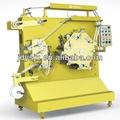 Fita de cetim de impressão máquina/automática de alta velocidade da tela de impressão de etiquetas pressador( 5colours+2colours) jr-1552