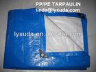 truck cover blue PE tarpaulin fabric