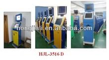 dual screen all-in-one floor standing computer kiosks (HJL-3516 D)