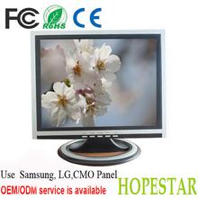 TFT AV/TV/VGA 14 Inch Car LCD Monitor
