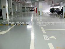 Maydos Heavy Dust proof Epoxy Resin warehouse concrete Flooring(china paint company/Maydos paint )