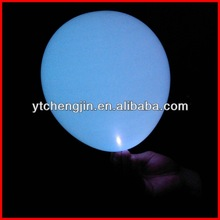 luminous leds for balloons/led baloon in white color light