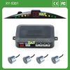car parking sensor kits parking reversing 4 sensors video(XY-5301)