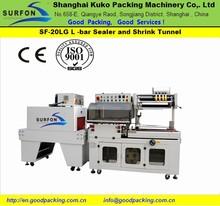 Console Bag L Type Sealer Shrink Machine