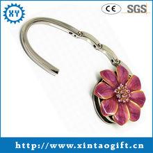 Beautiful flower shaped metal fittings for handbags
