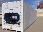 40ft High Cube Shipping Refrigerate Container for sale (used)