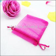 elegant sheer bags decorate organza bags