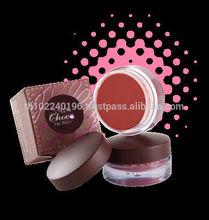 Transparent lip balm case 8g