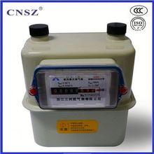 G1.6 flow meter manufacturer-household diaphragm G1.6 flow meter manufacturer -11 years gas meter specialist