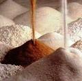um grau de branco e marrom açúcar icumsa