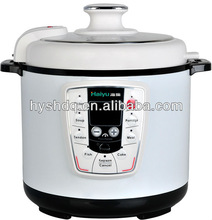 5L LED style electric pressure cooker hot selling