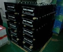 EURO POWER N170 12V70AH sell super quality lead acid dry auto battery