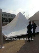 Chinese white garden gazebo tent