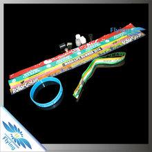 Woven Multicolor Wholesale Survival Bracelet for Outdoors Rescue Rope Safety Bracelet