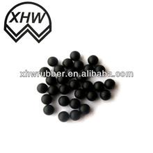 60mm rubber bouncing balls