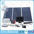 high efficency 100w solar home system off-grid solar energy system dc solar system
