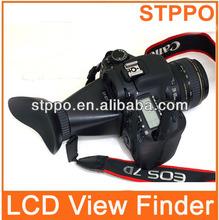 Magnifier Rubber Eyecup V5 LCD Viewfinder For Nikon 1